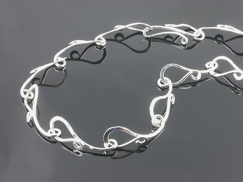 Letting Go Hook Link Necklace