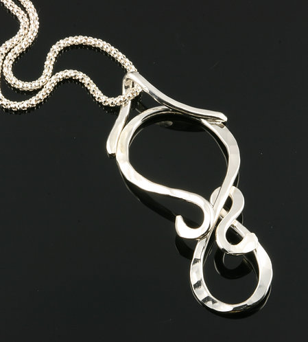 Letting Go Necklace, variation 2