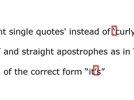 שלוש שגיאות שניתן להימנע מהן בעזרת תוכנת וורד