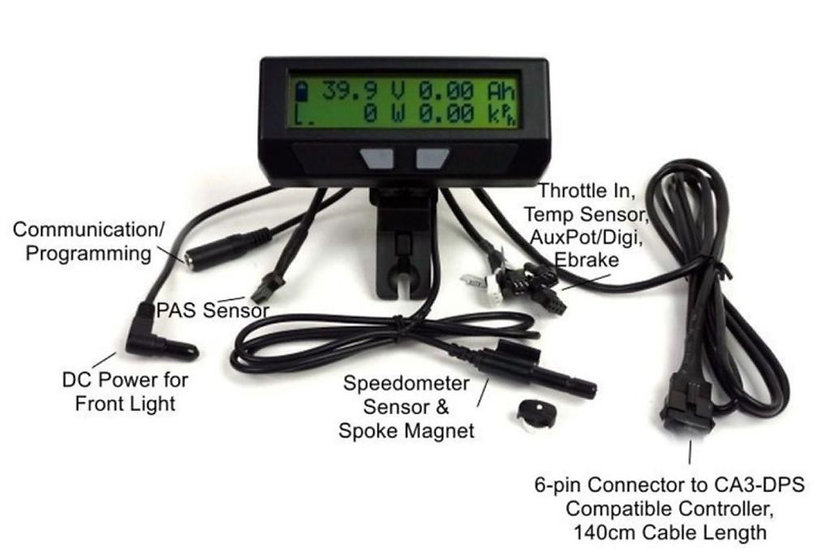 Cycle analytic display