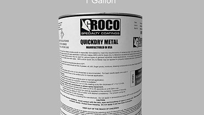 Quick Dry Metal Primer & Paint