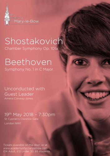 Shostakovich Chamber Symphony