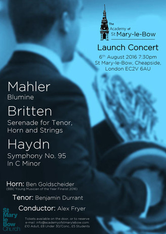 Launch Concert