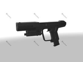 M6C/SOCOM Pistol - (ODST Pistol)