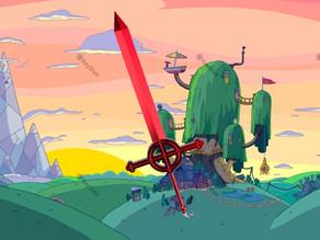 Demon Blood Sword - Finn's Sword
