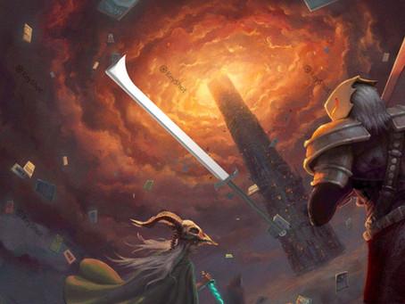 Ironclad's Sword - Slay the Spire - WIP