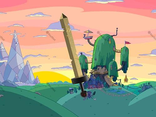 Scarlett - Finn's Sword