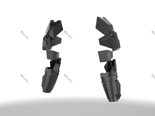 ODST Arm Armor Set
