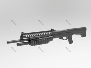 M60 - Halo 3 Shotgun