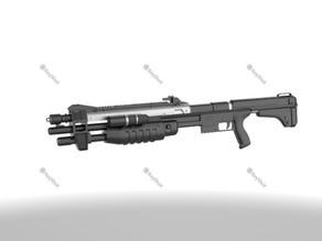M45 Shotgun - (Reach Shotgun)