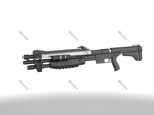 Emile's M45 Shotgun