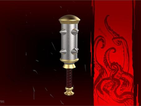 The Hand of Light - Vestal's Mace - Darkest Dungeon