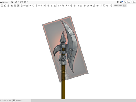 Using Reference Images in 3D Modeling - Tutorial