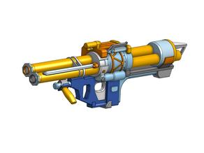M41 SPNKR Missile Launcher