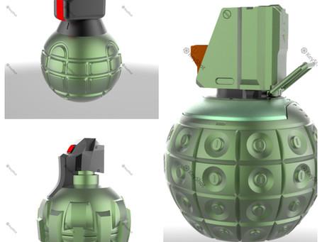 All Halo Frag Grenades