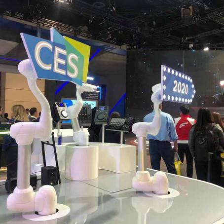 CES2020 in Las Vegas