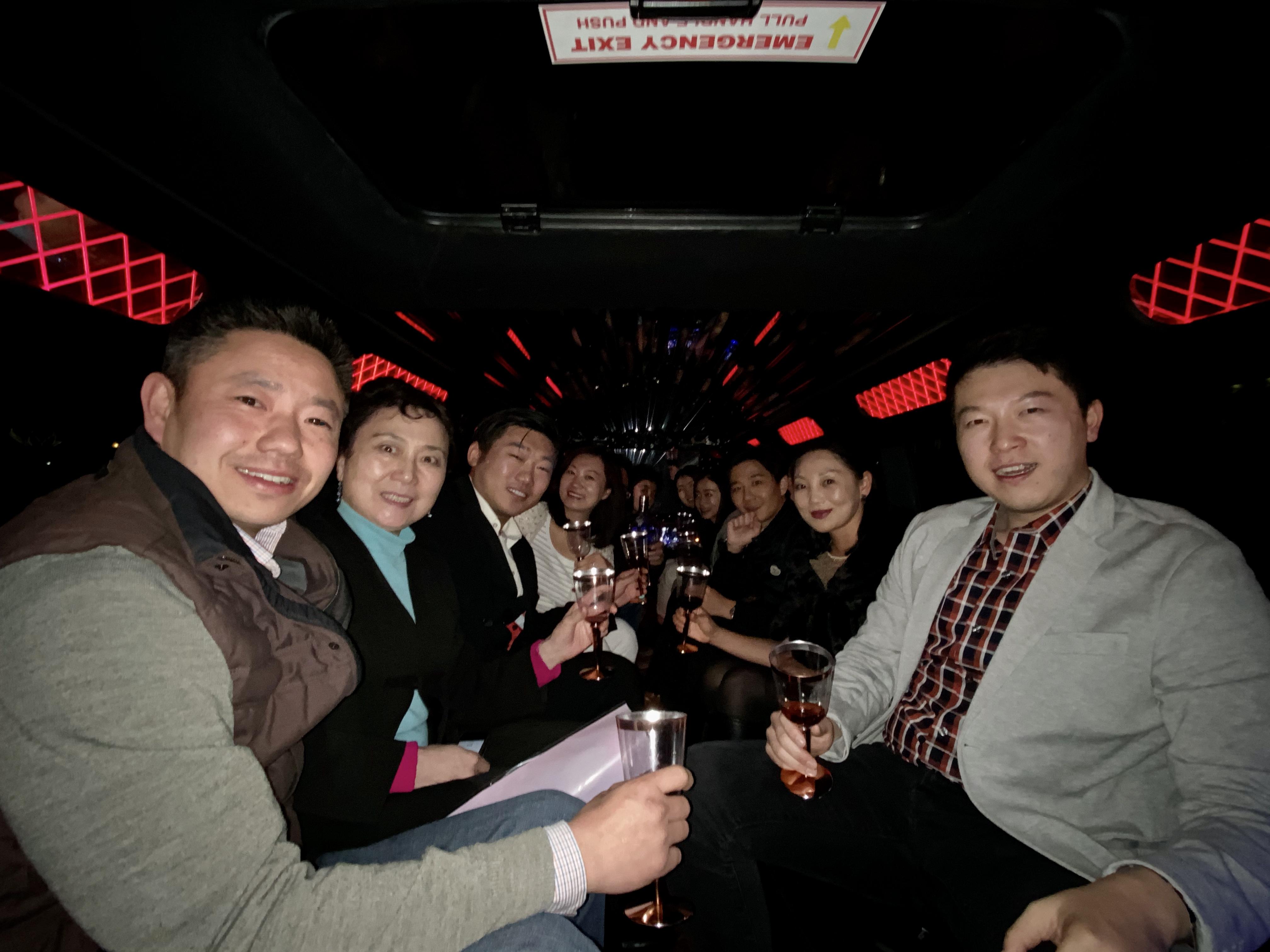 投资人晚宴