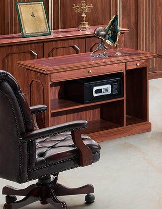 ملحق مكتب كلاسيك موديل سفيرخشب وطني سطح خشب