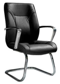 كرسي زوار مودرن ظهر جلد 2126V