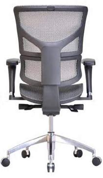 كرسي شبك ظهر قصير موديل SAS-M02