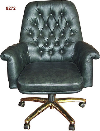 كرسي كلاسيك ظهر قصير موديل 8272