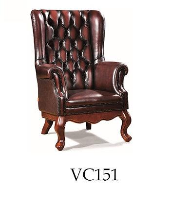 VC151 كرسي كلاسيك ثابت موديل