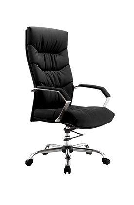كرسي مودرن ظهر طويل جلد موديل 9161