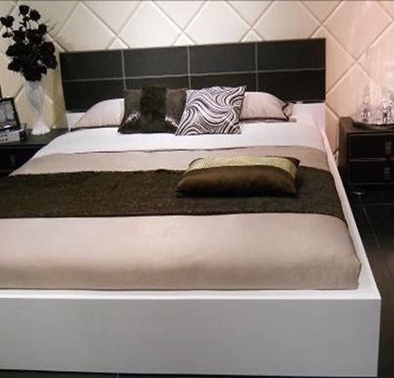 طقم غرفة نوم مفرد موديل H-C02D