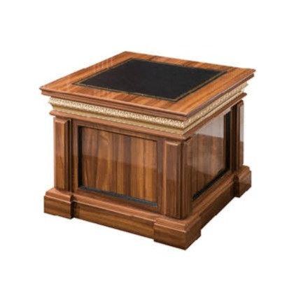 Classic Tea Table, Model Senator , MDF, Wood top