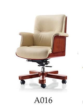 B016 كرسي كلاسيك ظهر قصير موديل