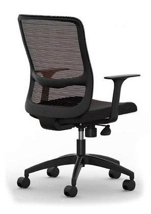 كرسي شبك ظهر قصير موديل COL65TS