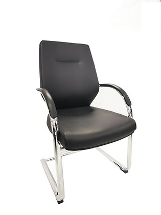 كرسي زوار مودرن جلد موديل C1711