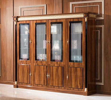 Classic Cabinet model Sinator , Four door , MDF