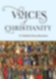 Voices of Christianity   book cover
