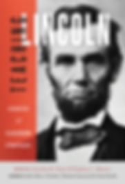 Teaching Lincoln   book cover