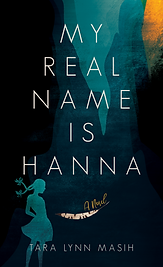 My Real Name Is Hanna | book cover