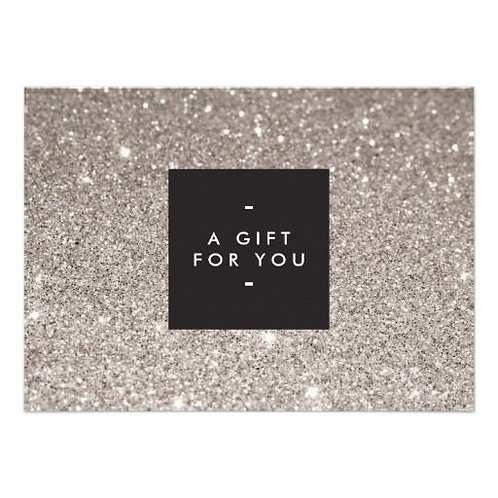 GIFT CERTIFICATE (available for all amounts)