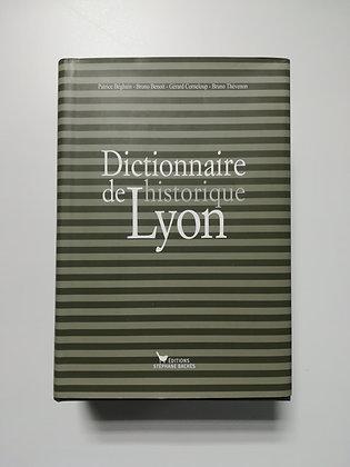 DICTIONNAIRE HISTORIQUE DE LYON