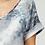 Thumbnail: (P) Charcoal Tye Dye Maxi Dress