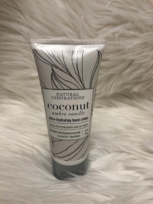 Coconut Hand Crème 2oz