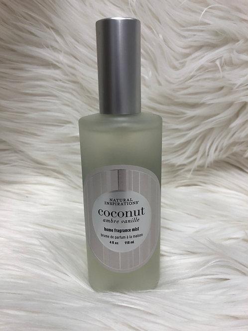 Coconut Home Fragrance Mist