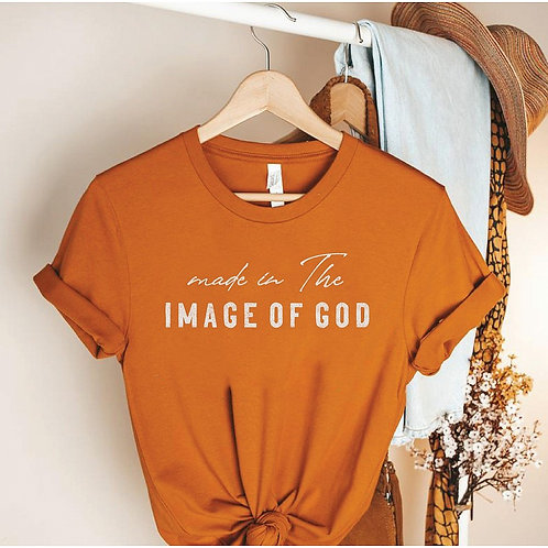 Made in the Image of God Tee