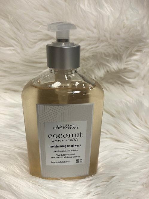 Coconut Hand Wash 12oz