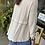 Thumbnail: Cream Ribbed LS Top