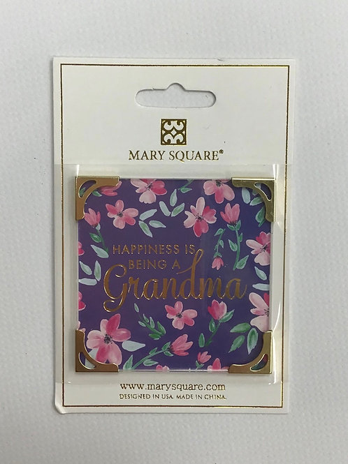 MS Magnet (Happiness is Being a Grandma )