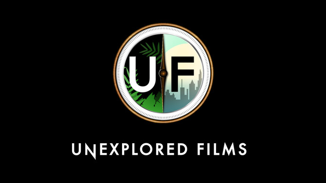 Unexplored Films has a new logo!