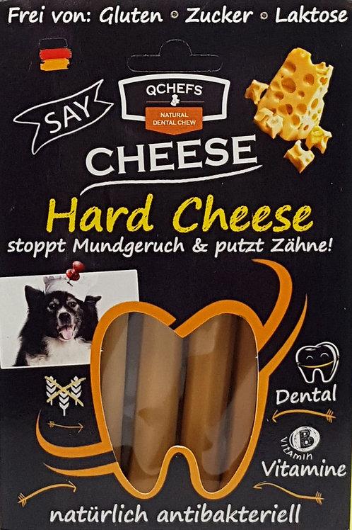"QCHEFS""Hard Cheese"""