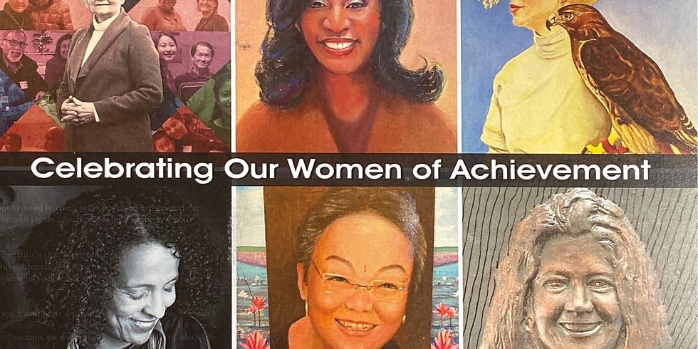 Celebrating Our Women of Achievement