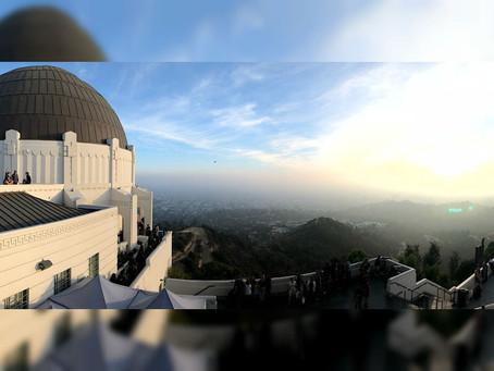 Observatorio Griffith en Los Ángeles, California