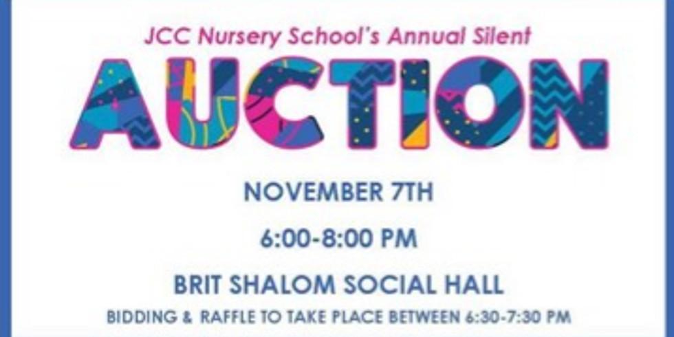 JCC Nursery School's Annual Silent